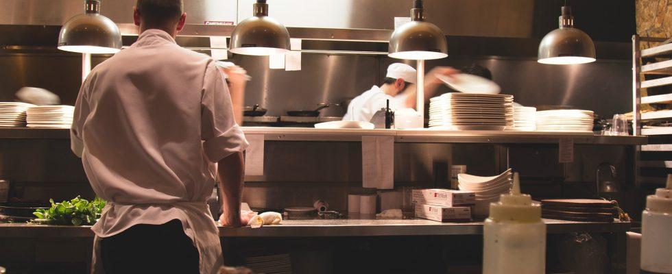matériel de cuisine pour les professionnels